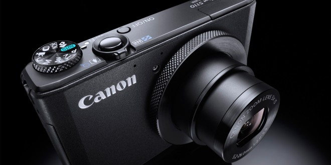 Цифров Фотоапарат CANON PowerShot S110 IS