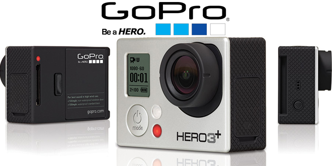 GoPro Hero3+ Silver Edition (Ревю)